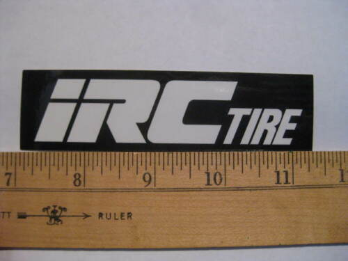IRC mx TIRE Bicycle Mountain Rack Car BIKE FRAME  STICKER DECAL - Free Shipping