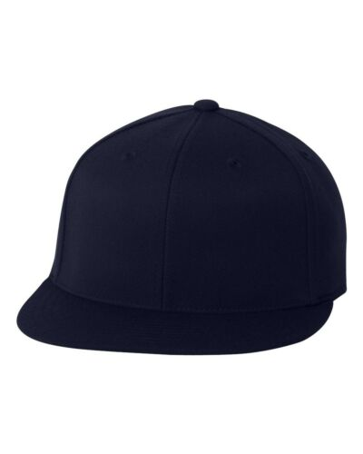210® Flat Bill Cap 6210FF Many Colors Original Flexfit