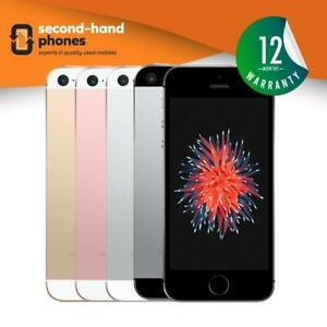 Apple-iPhone-SE-16GB-32GB-64GB-128GB-Unlocked-Gold-Silver-Grey-Rose-Gold