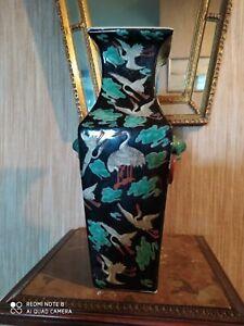 Vase-Chinois-a-Decor-de-Volatiles-et-Dragons-Signe