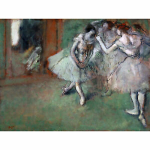 Edgar-Degas-A-Group-Of-Dancers-Extra-Large-Art-Poster
