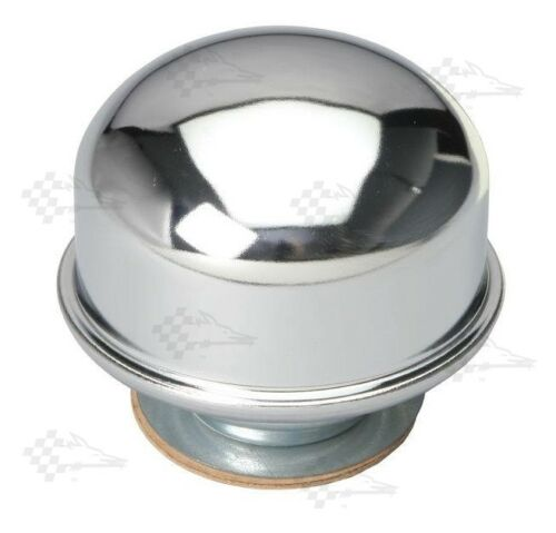 Twist In On Style Chrome Oil Filler Breather Cap