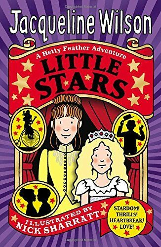 1 of 1 - Little Stars (Hetty Feather) by Wilson, Jacqueline 0552569941 The Cheap Fast