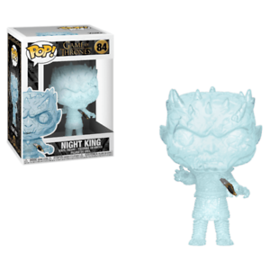 Vinyl Figure En Stock Maintenant Game of Thrones Night King Pop Funko POP