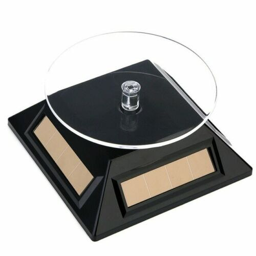 Plateau Turntable Solar Ideal for 1//43 without Base