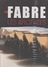 Jan FABRE Les BRONZES coffret livre ART
