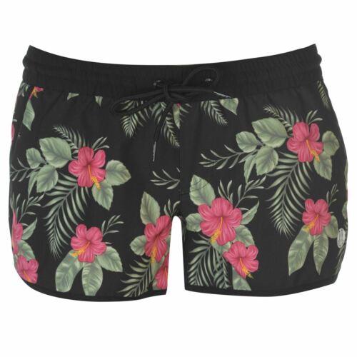 Gul Damen Board Shorts Offene Taschen Elastischer Bund Boardshorts Schwimmhose