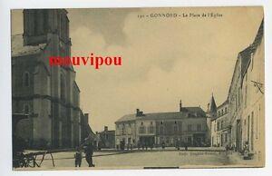 carte-postale-Gonnord-Maine-et-Loire-La-place-de-l-039-Eglise