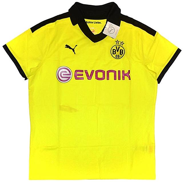 Borussia Dortmund RARE 'Winter' 201213 Home Jersey XL BRAND NEW WTAGS