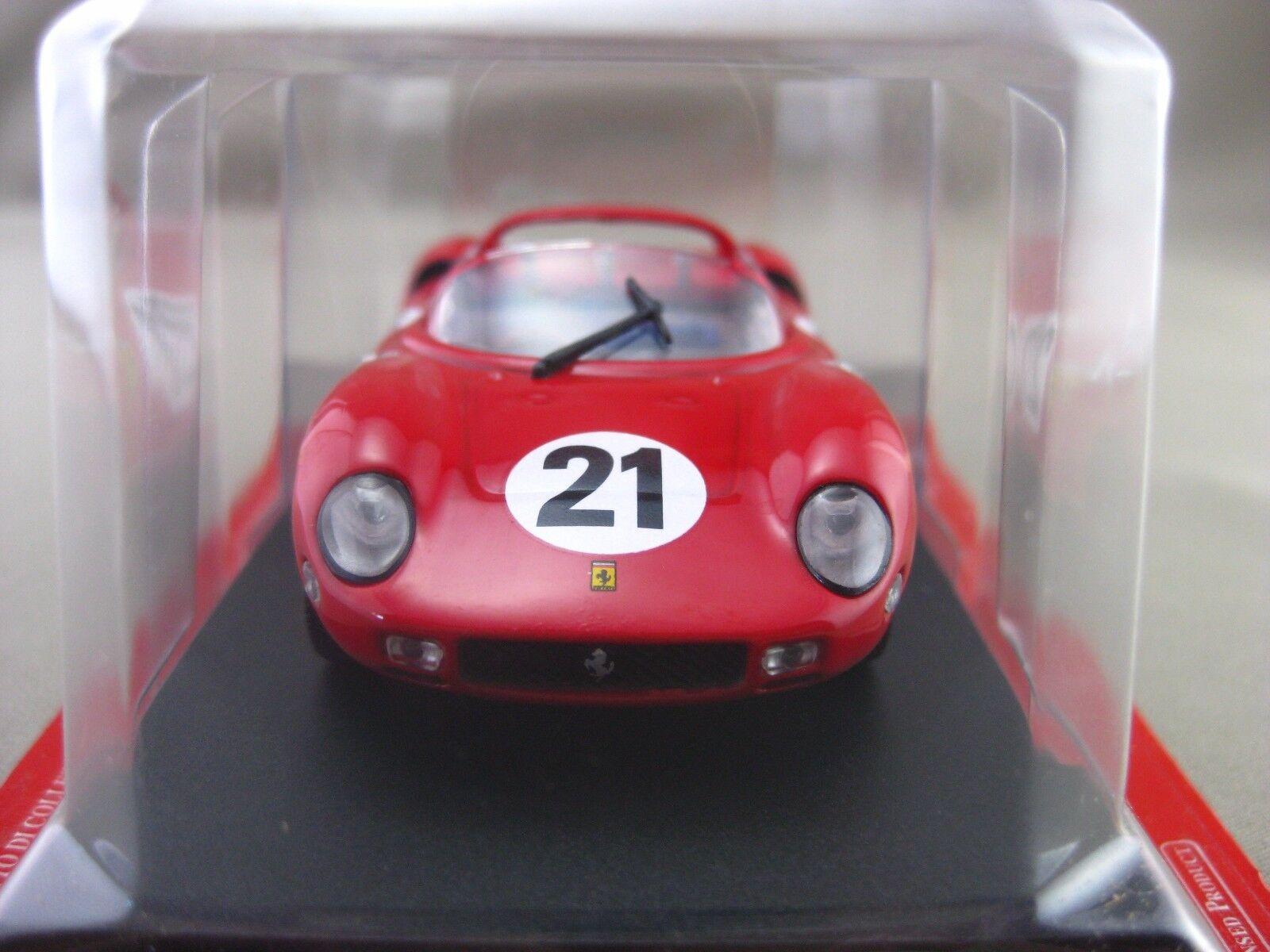 Ferrari 250 P hachette 1 43 Diecast car Vol.36 Vol.36 Vol.36 c9aadb