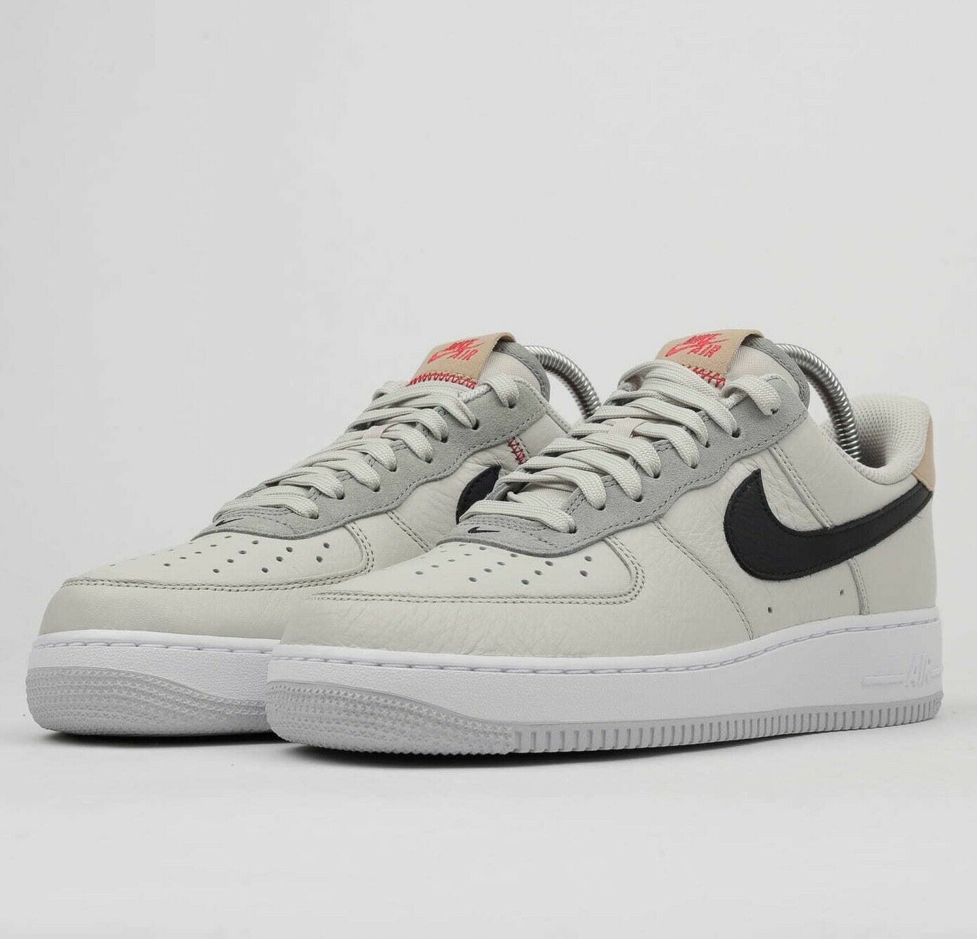 284fbfbca8 Nike Air Force 1 '07 Light Bone BV0322-001 AF1 Mens Basketball shoes  Sneakers
