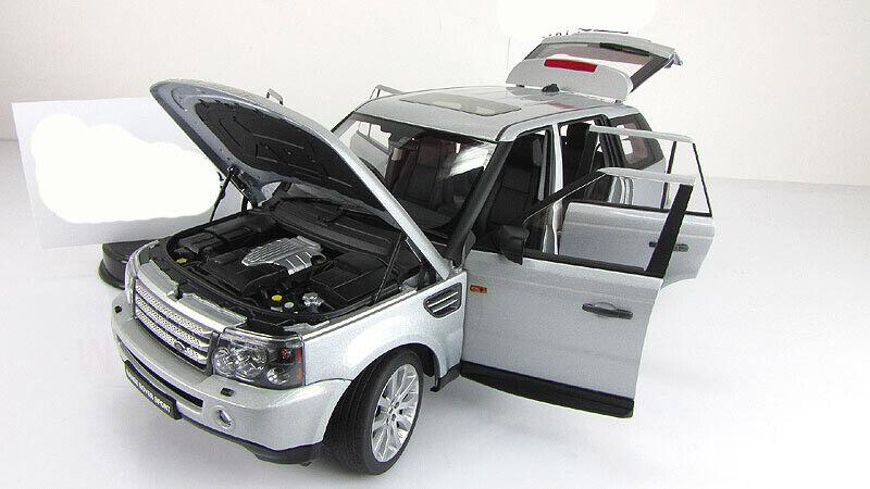 1 18 AutoArt Land Rover Range Rover Sport 4x4 2006 74808