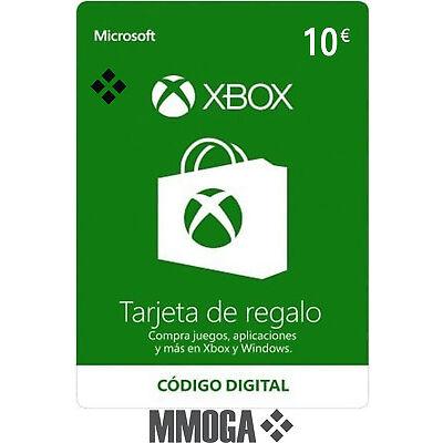Xbox Live 10 Euros Tarjeta de Regalo - Microsoft Xbox ?10 Código Prepago - ES&UE