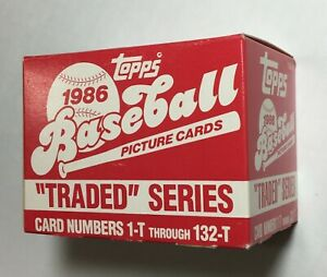 1986-TOPPS-TRADED-Baseball-Factory-UNOPENED-Set-out-of-case-BONDS-RC-F6020728