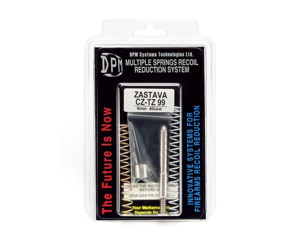 Sistema de rojoucción de retroceso DPM DPM DPM para ZASTAVA CZ-TZ 99 9 mm 40s&w b3e6cf