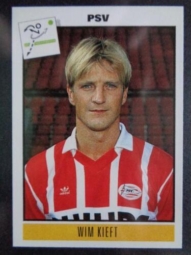 Panini Voetbal '94 Wim Kieft PSV #32