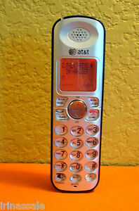 el52200 at t handset with battery only for el52210 el52250 el52300 rh ebay com