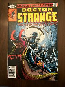 DOCTOR-STRANGE-39-Marvel-Comics-1980-GENE-COLAN