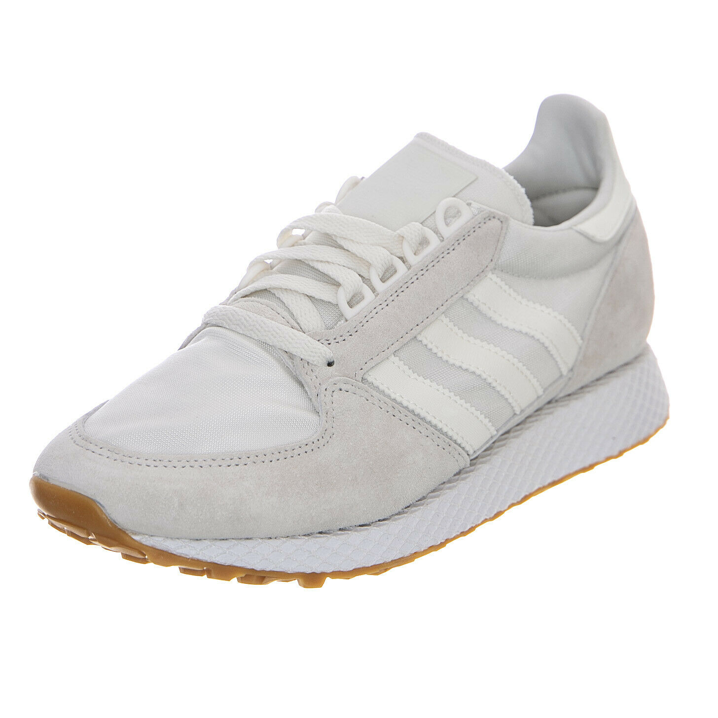 Adidas Forest Grove - Cloud White - Sneakers Low Mens White