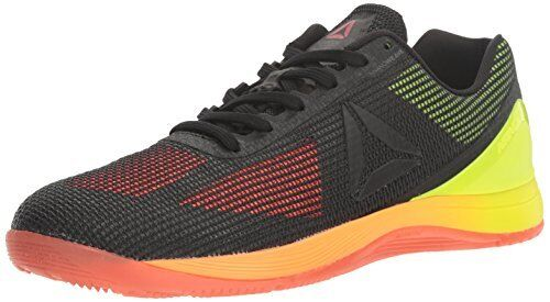 Reebok Crossfit Nano 7.0 B Vitamin C yellow-black Bd2829 Men s Sz 12 for  sale online  5501a024e
