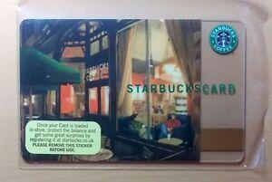 Rare-2006-034-TWILIGHT-034-Starbucks-UK-Payment-Card-UKA-032