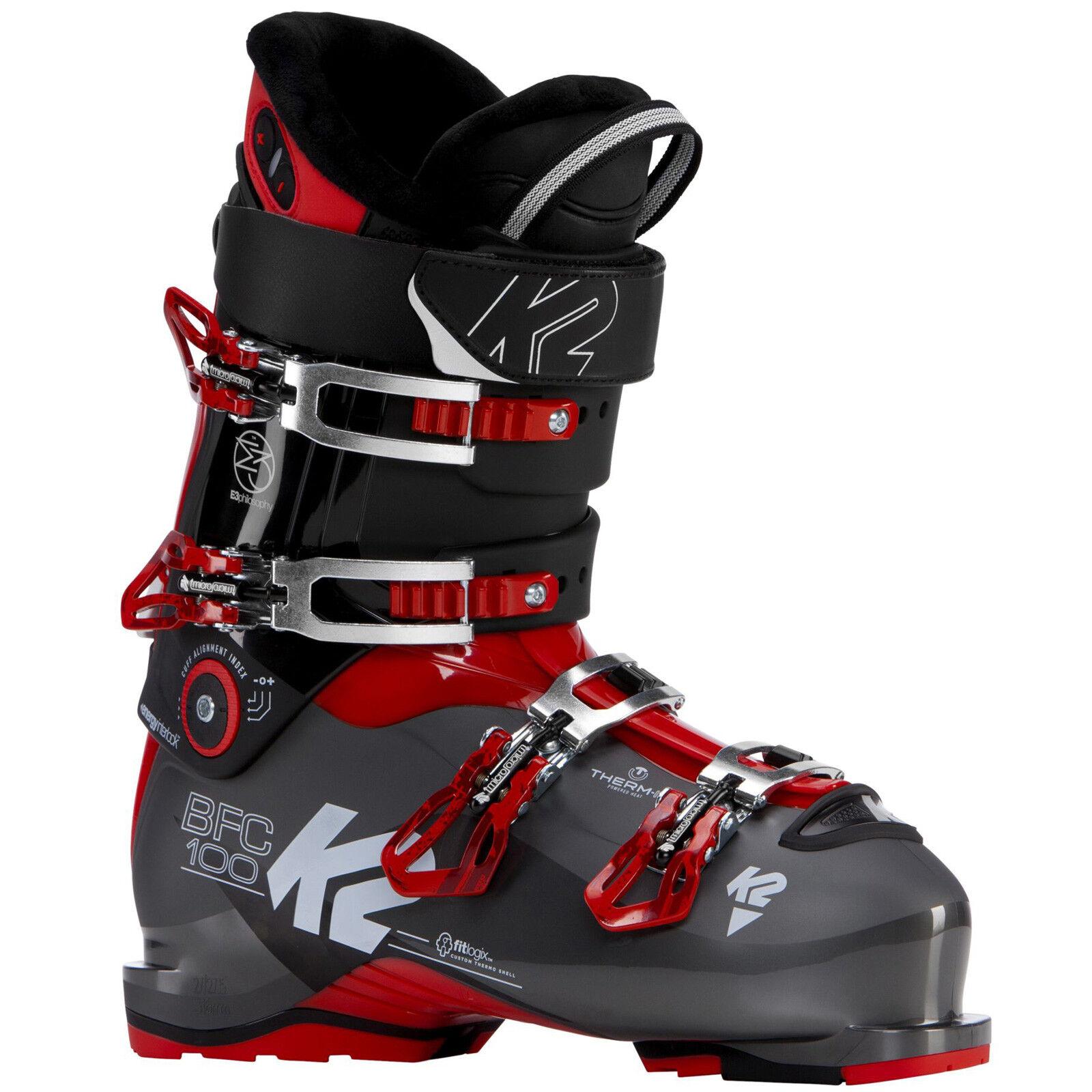 K2 Bfc Walk 100 Hv Heat Heatable Men's Ski Boots Ski Boots Ski Boots New Top