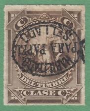 Spain Sociedad del Timbre Revenue Edifil #132 unused Clase C brown 1879 cv $9