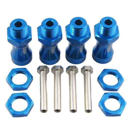Wheel Hex Driver 12mm Turn 17mm Hex Adapter 30mm Extension Navy Fit RC Truck