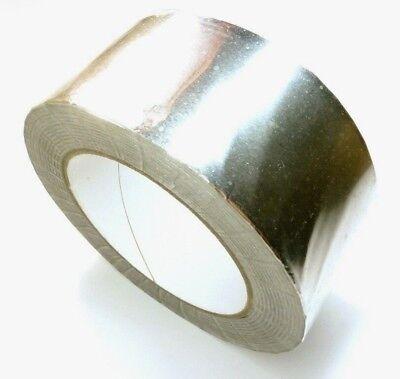 Verschiedene Längen Effizient 50mm Aluminiumklebeband Aluminium Tape Aluband SorgfäLtige Berechnung Und Strikte Budgetierung