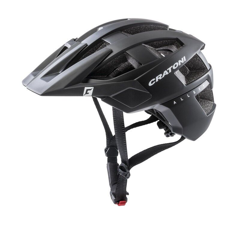 CRATONI AllSet Fahrradhelm    black matt