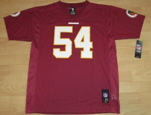 quality design 30449 2f90d Details about Washington Redskins Mason Foster #54 Football Jersey Size  Youth XL