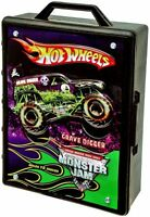 Hot Wheels Monster Jam Truck Case , New, Free Shipping on sale