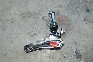 Shimano Tiagra FD-4700 Road Bike Front Derailleur 2x10-Speed Band On 31.8mm