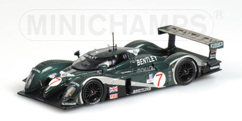 Bentley Speed 8 12h Sebring 2003 400031397 1 43 Minichamps