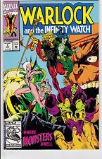 Warlock and the Infinity Watch #7 (Aug 1992, Marvel)