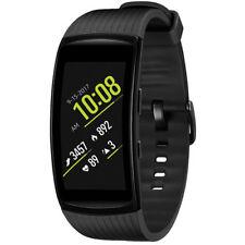 Samsung Gear Fit2 Pro Smartwatch Fitnesstracker Uhr Schrittzähler Größe L