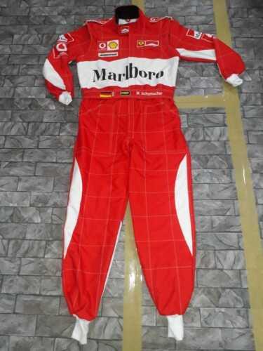SALE PRICE Michael Schumacher  F1 Printed suit 2006