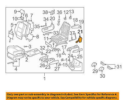 TOYOTA Genuine 71862-60110-B3 Seat Cushion Shield