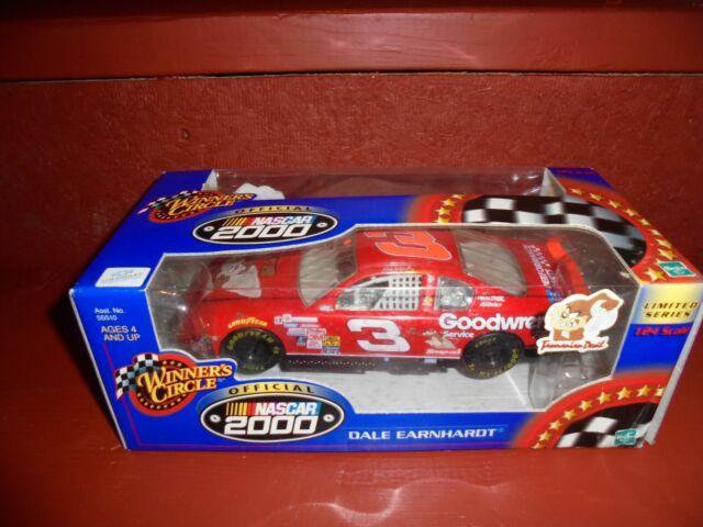 Dale Earnhardt  3 Taz Chevrolet Nascar  Goodwrench Winners