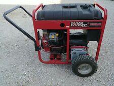 Generac Exl 10000 Watt 19hp Briggs Stratton Portable Generator 110 240v Rv