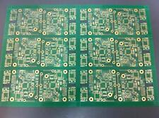 7xHigh Yield dbl sided Gold Plated PCB for Scrap/Recovery 275X190mm/169Grm each