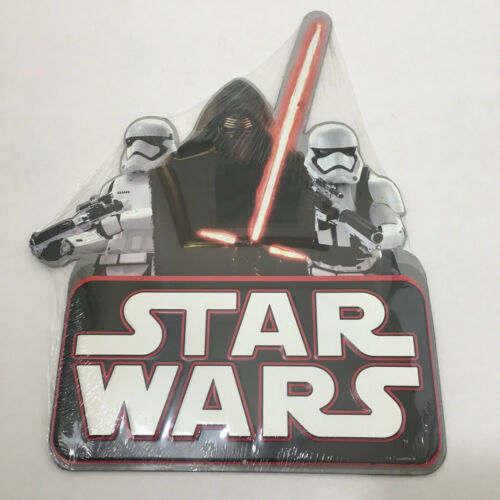 Star Wars Episode VII The Force Awakens Imperial Squad Tin Sign Home Decor NEW