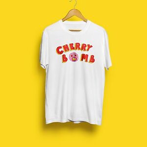 bac402cda5e7 Image is loading Cherry-Bomb-Tshirt-Golf-Wang-Tyler-The-Creator-