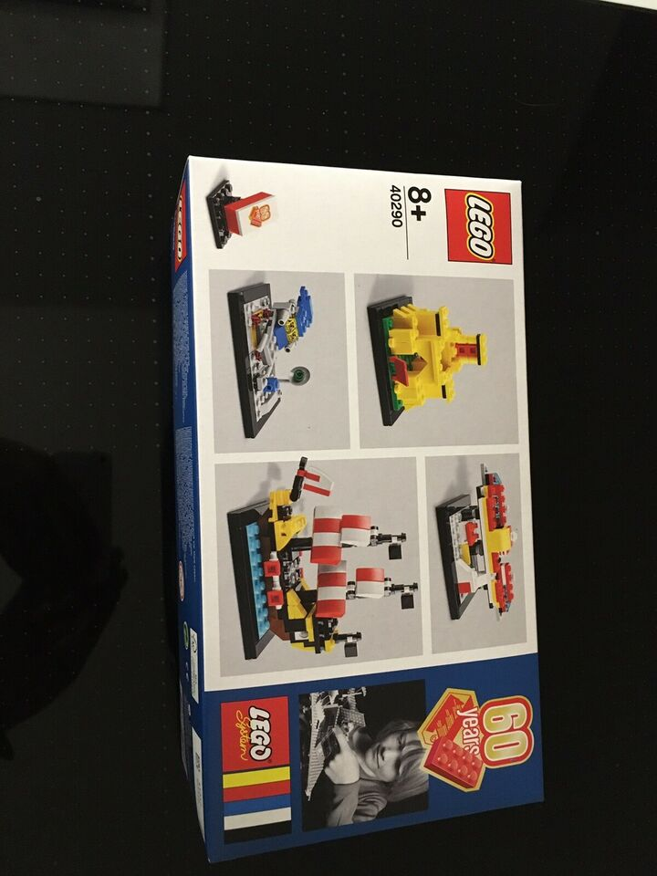 Lego Exclusives, 40290