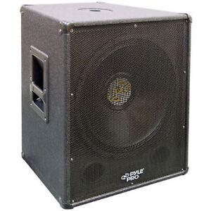 Pyle-PASW18-1000-Watt-18-039-039-Stage-PA-Subwoofer-Cabinet-DJ-Pro