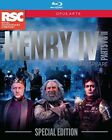 Antony Sher, Jasper Britton-Henry IV - Part I and II: Royal Shakespe Blu-ray