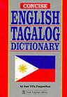 Concise English Tagalog Dictionary by Jose Villa Panganiban (Paperback, 1997)