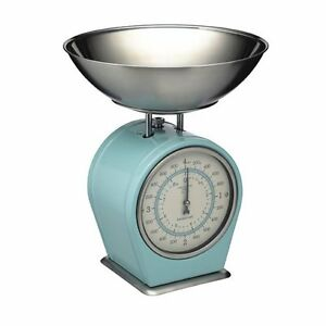 Image Is Loading Kitchen Scales Mechanical Vintage Old Fashioned Duck Egg