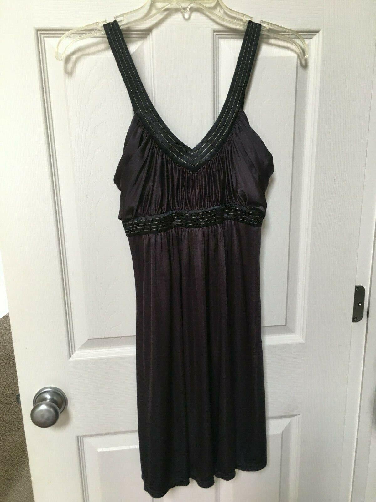 BCBGMaxazria damen Dress Größe 4 schwarz Party Cocktail
