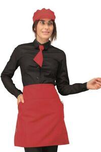 Men's Clothing Other Men's Clothing Reasonable Tablier Vie Avec Poches Ballantyne Rouge 70x48 Cm GarÇon Barman Pub Isaac Online Discount